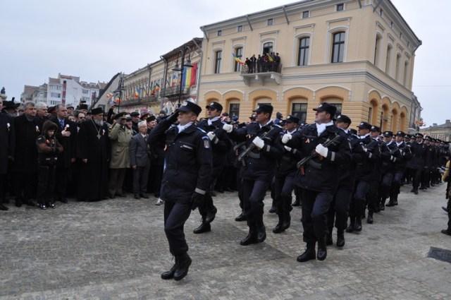 1 decembrie 2011- Ziua Unirii Botosani