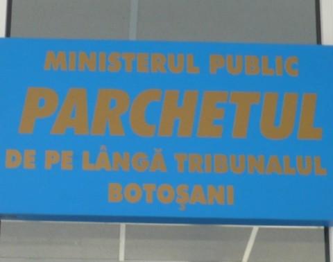 Parchetul de pe langa Tribunalul Botosani, stiri, botosani