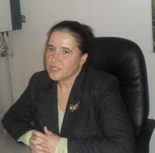 Rodica Zelinca, comisar sef Garda de Mediu Botosani