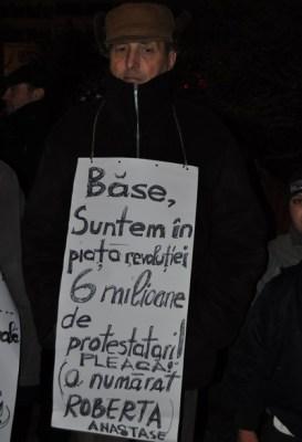 proteste 22 ianuarie