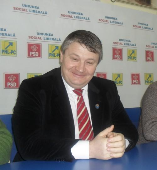 Florin Turcanu, liderul PNL Botosani