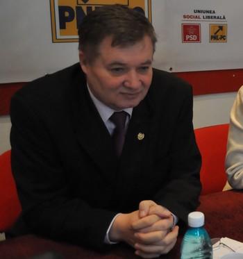 Gheorghe Marcu, lider PSD
