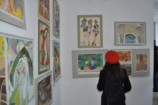 expozitie concurs Stefan Luchian