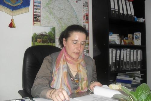 Rodica Zelinca, comisar sef Garda Mediu Botosani