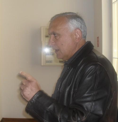 Mihai Stefan, directorul Oficiului Judetean de Posta