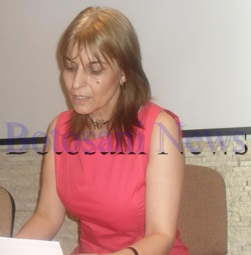 Rodica Mighiu, purtator de cuvant al ISJ