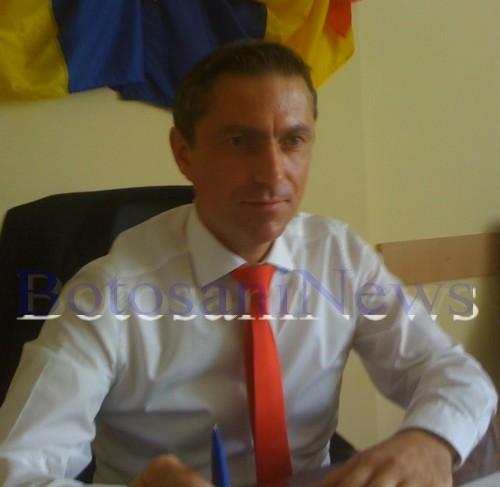 Costel Lupascu, presedinte CAS Botosani