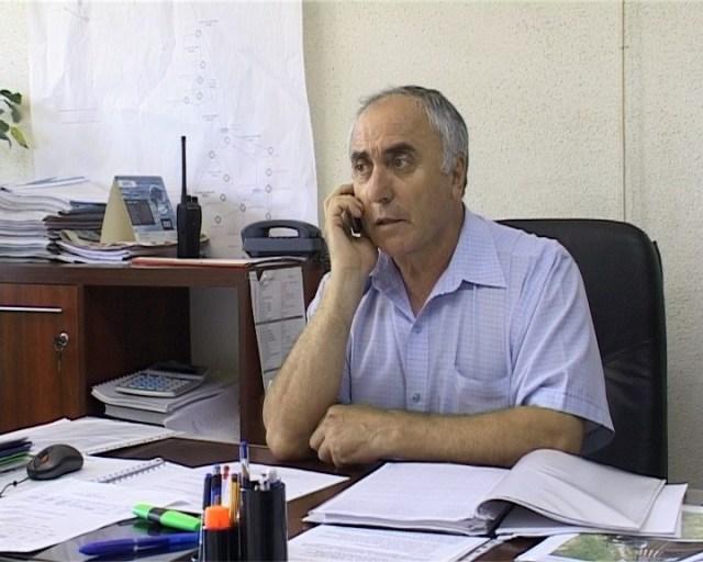 Fostul director al Nova Apaserv, Maricel Georgescu