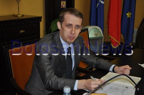 primarul Ovidiu Portariuc