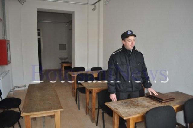 politia locala in centrul vechi Botosani
