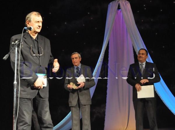 Premiul National de Poezie Mihai Eminescu 2012 a ajuns la Nicolae Prelipceanu (1)