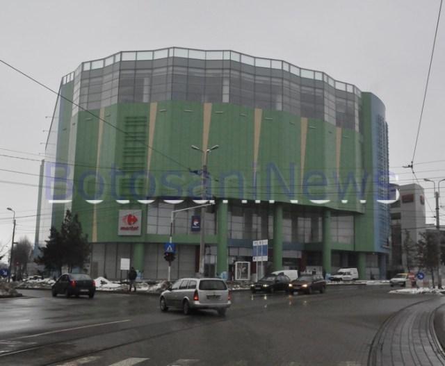 Uvertura Mall Botosani