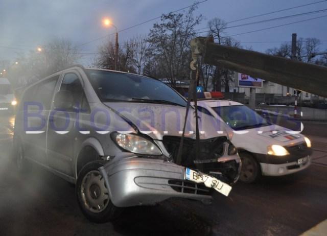 accident turc pe sucevei botosani