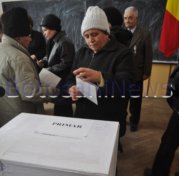 alegeri partiale draguseni 3 februarie 2013