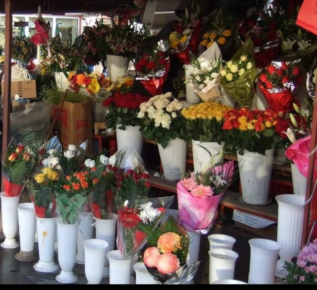 flori piata