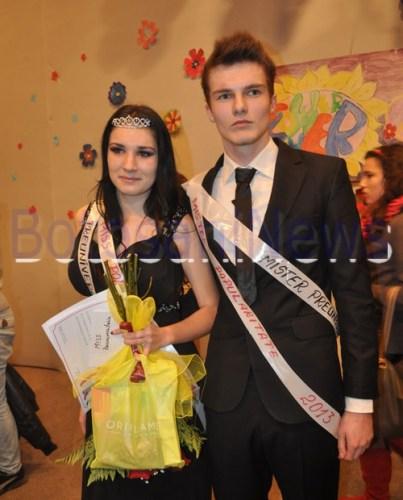 miss preuniversitaria 2013 Colegiul Gheorghe Asachi Botosani
