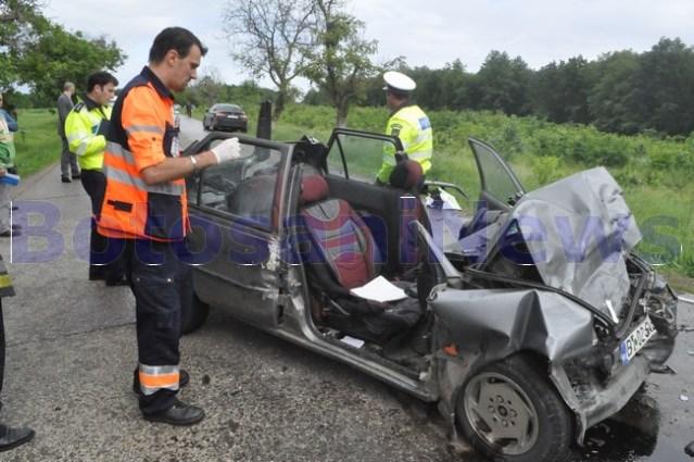 accident padurar