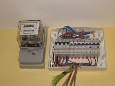 contor electric, strii, botosani