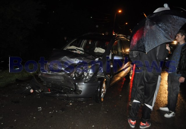 accident bariera Sulita Botosani