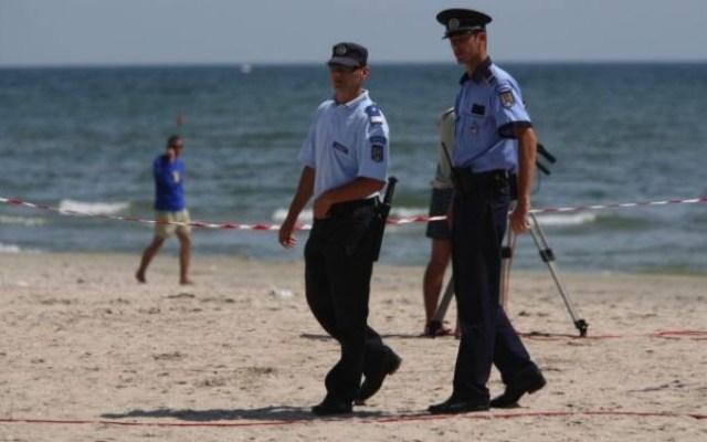 politisti pe litoral