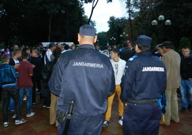 Jandarmii la Summer Fest 2013