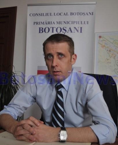 Portariuc Ovidiu- primar Botosani