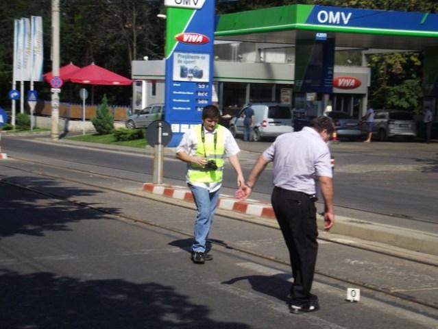 accident trecere OMV- Sucevei- Botosani