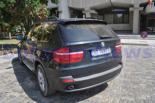 masina BMW X5 Verginel Gireada