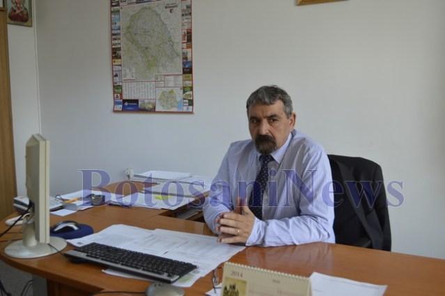Liviu Zaharia director APIA Botosani