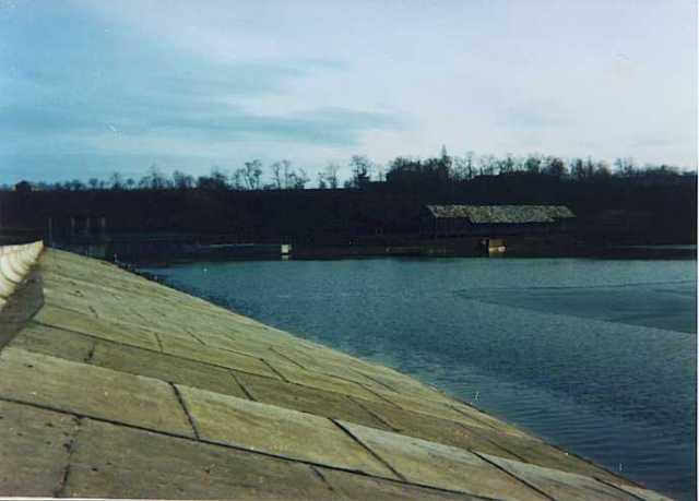 sulita- barajul de la iazul dracsani Botosani