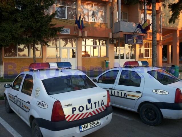 Politia orasului Flamanzi - Botosani