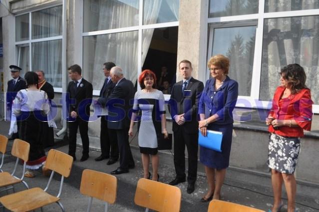 deschidere an scolar Colegiul Mihai Eminescu Botosani