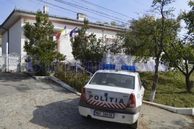 post de politie, leorda, botosani, stiri