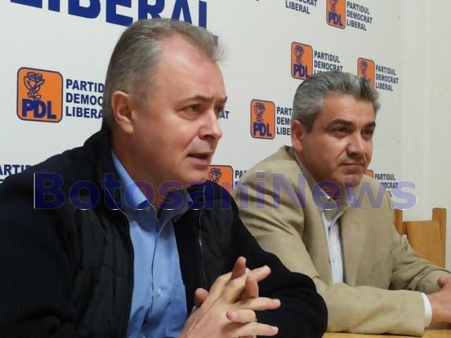 Catalin Flutur & Cristian Achitei la PNL- Botosani