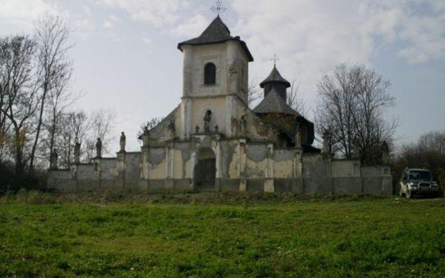 biserica de la Hiliseu Crisan- Botosani