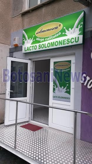 magazin Lacto Solomonescu- Botosani