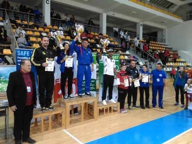 Cupa Romaniei la Taekwondo