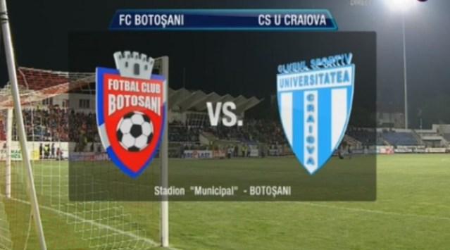 FC-Botosani- CSU-Craiova