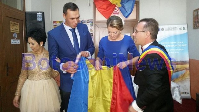Ioana Craciun si Ionel Strungariu