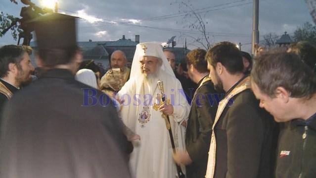 Patriarhul Daniel la Casa Memoriala Patriarhul Teoctist din Tocileni -Botosani