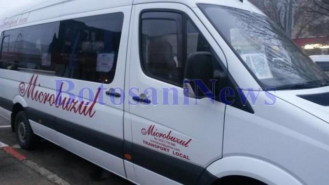 maxi- taxi microbuzul SRL Botosani