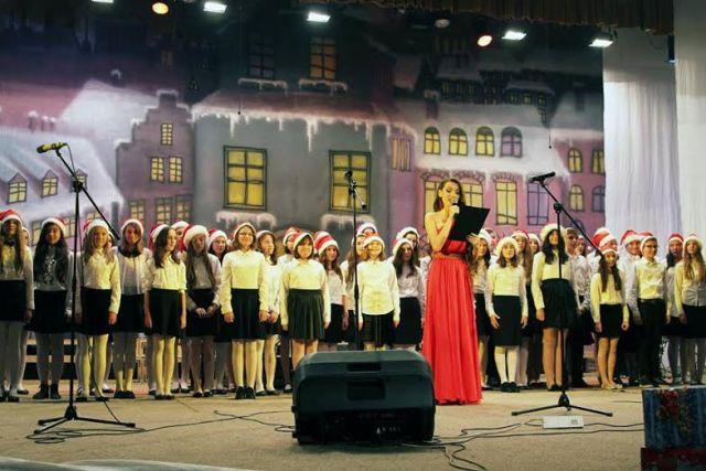 spectacol Liceul de Arta Botosani
