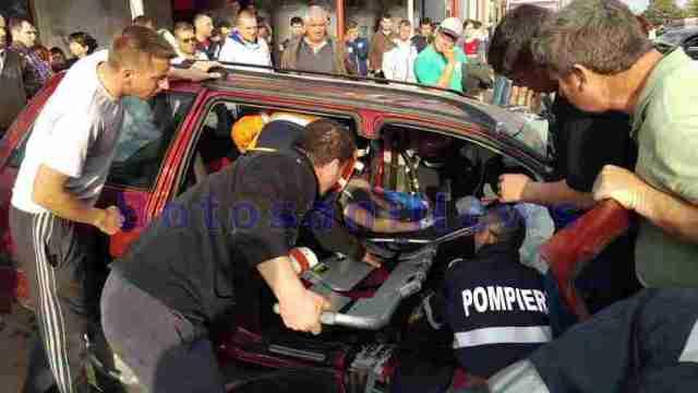 accidentul de la Darabani- Botosani