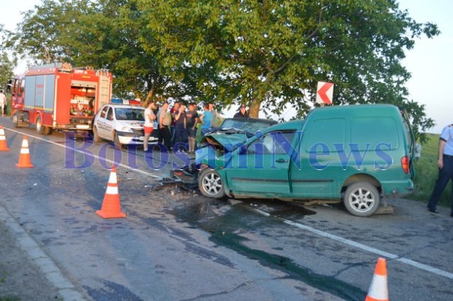 accident trusesti- durnesti- Botosani