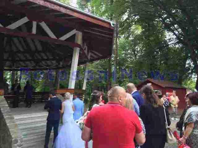 casatorie in foisorul parcul mihai eminescu- botosani