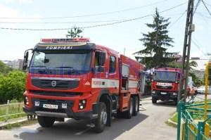 masina pompieri botosani