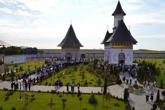 manastirea zosin, hram, stiri, botosani