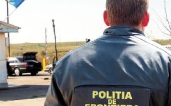 politist de frontiera Botosani