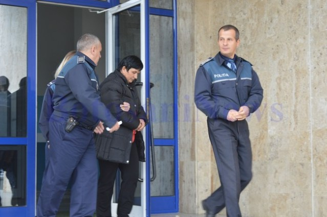 laura palimaru, politistul local acuzat de trafic de influenta- botosani
