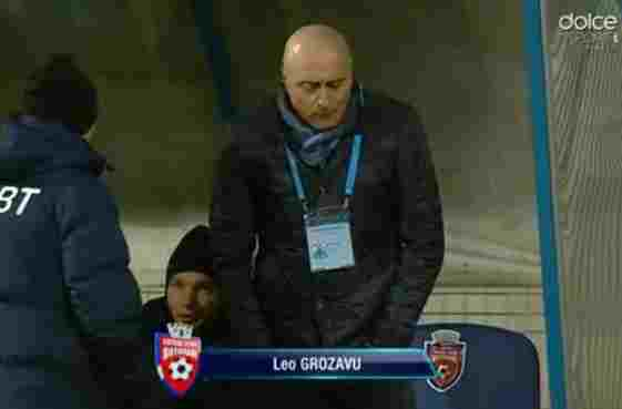 Leo Grozavu, antrenor FC Botosani